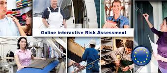 Sito web della valutazione interattiva dei rischi online – rinnovato per il 2017!